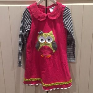 Counting Daisies toddler dress